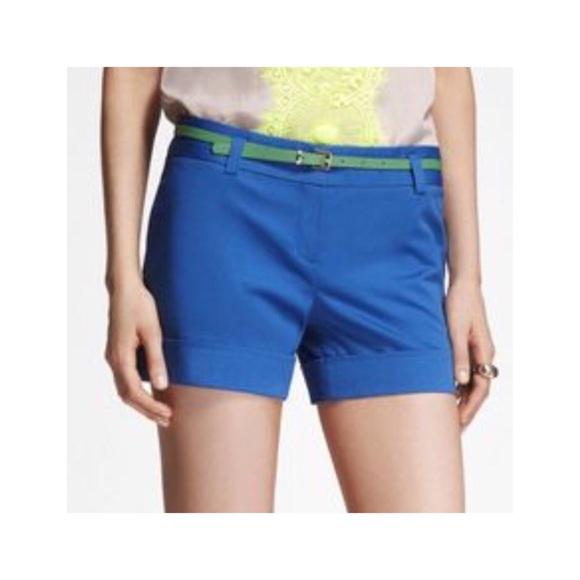 Lululemon Shorts With Side Pockets