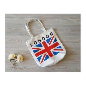 Totes Handbags - LONDON UNION JACK FLAG TOTE