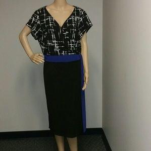 Igigi Dresses & Skirts - Igigi Braylon dress in honeycomb print