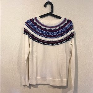 Talbots Sweaters - NWT Talbots Nordic pullover sweater