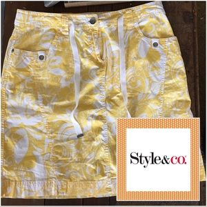 Style & Co Dresses & Skirts - ☀️Summer Sunshine Skirt by Style & Co.