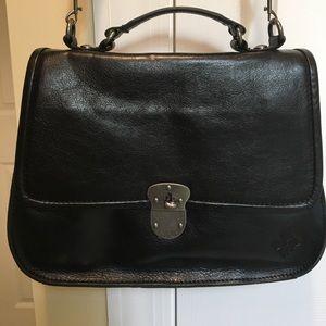 Patricia Nash Handbags - Patricia Nash leather top handle/cross body bag