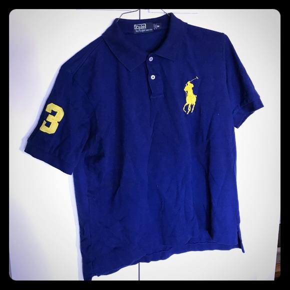 58 off polo by ralph lauren other cobalt blue polo for Cobalt blue polo shirt