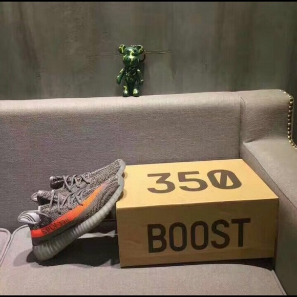 016814ad8e93a Adidas Other - Yeezy Boost 350 V2 Gray and Orange