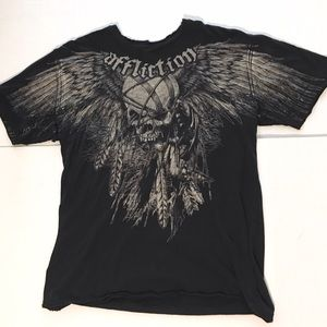 Affliction Other - Affliction men's tee. Size 2XL.