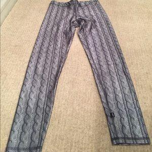 Zara Terez Pants - Zara Terez Cable Print Legging