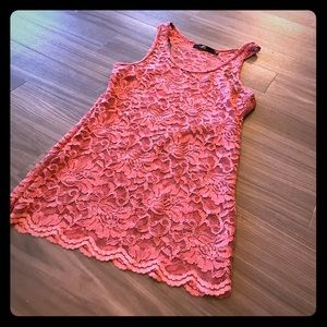 BKE Tops - BKE lace cami