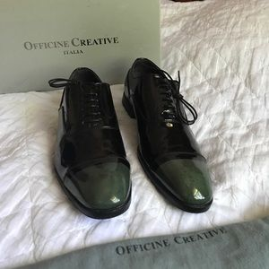 Officine Creative Other - Officine Creative Italian Patent Leather Shoes 40