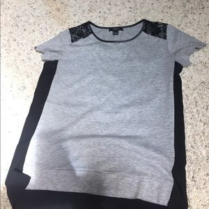 Forever 21 Tops - Forever 21 Lace Tee