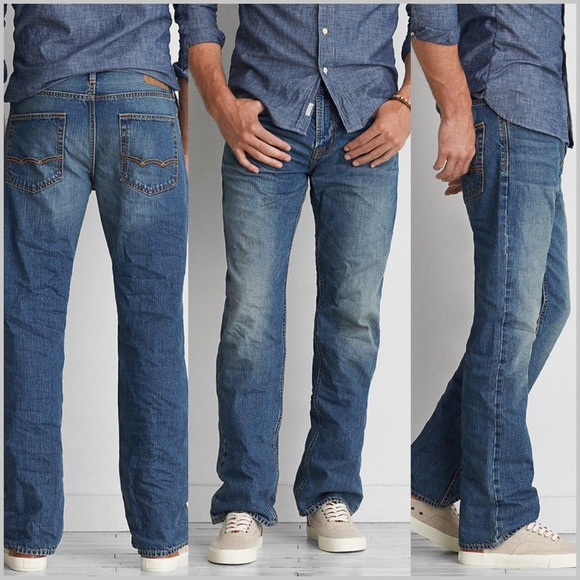 8d2833b5 American Eagle Outfitters Jeans | Aeo Mens Classic Bootcut | Poshmark