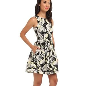 FRENCH CONNECTION, Floral Linen Dress