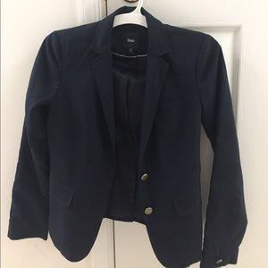 GAP Jackets & Blazers - Gap Navy Blazer