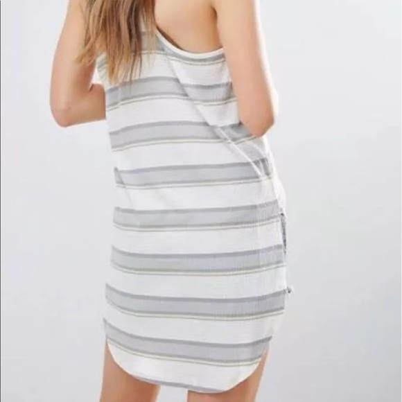 free people striped tunic eBay