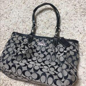 Coach Handbags - Black Coach Bag