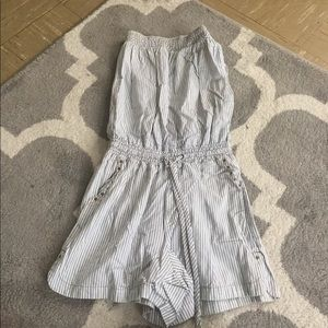 Other - Stripped romper