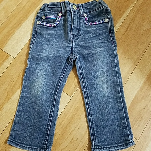 Levi s levis embroidered jeans months baby girls adj