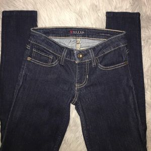 """Guess Denim - NWOT Guess """"Power Skinny"""" Jeans - Size 23"""