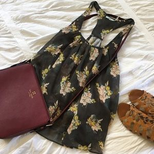 Anthropologie Tops - ✨ 2 for $20 / Kimchi Blue floral print tank top