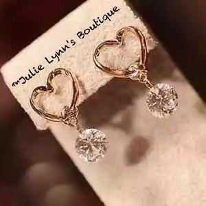 Simply Elegant Pierced Earrings