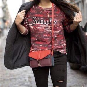 Isabel Marant pour H&M Tops - Isabel Marant for H&M SMILE Sweatshirt!