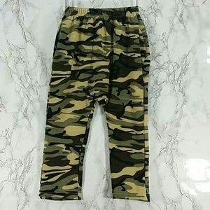 Other - Camouflage jogger pants. Kids
