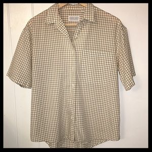 Closet Clear - Out Lands' End Courier-Style Shirt