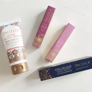 {pacifica} 🌿 vegan makeup mascara + lip bundle