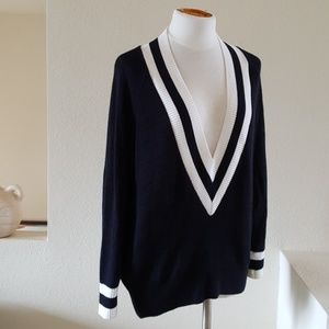 Nasty gal varsity sweater