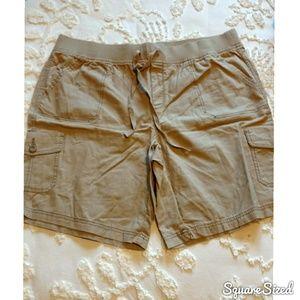 Pants - Womens Cargo Shorts