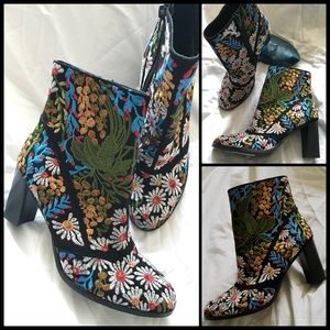 COCONUTS X MATISSE 🌼 Jess Booties NWT No 📦
