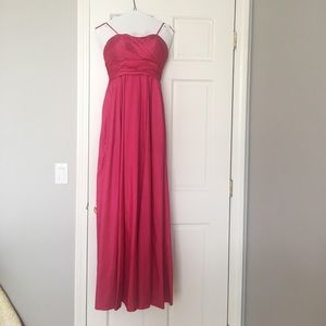 Dresses & Skirts - Formal prom or bridesmaids pink dress.