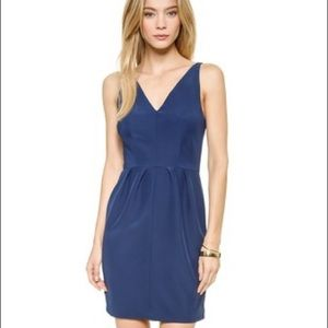 Amanda Uprichard Dresses & Skirts - $220 NWT Amanda Uprichard Pyramid Dress in Blue