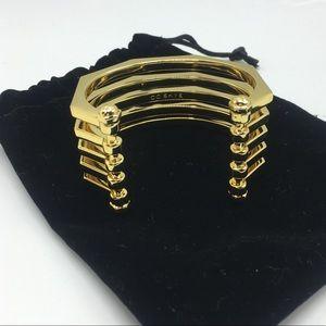 CC Skye Jewelry - CC Skye gold cuff