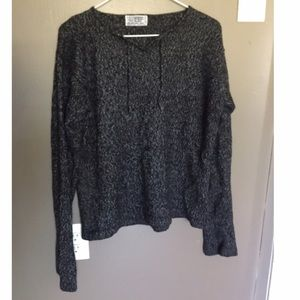 Sweaters - Alpaca Wool V-Neck Sweater