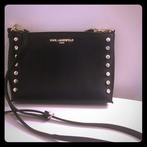 Karl Lagerfeld Handbags - Karl lagerfeld cross body bag