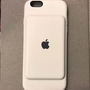 Accessories - Apply iPhone 6 Charging Case