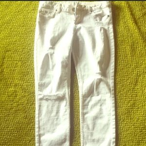 Aeropostale Denim - White Aeropostale Jeans
