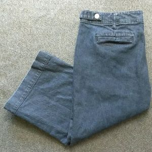 New York & Company Denim - ❤ New York & Co Women's Capri Jeans Size 14 EUC