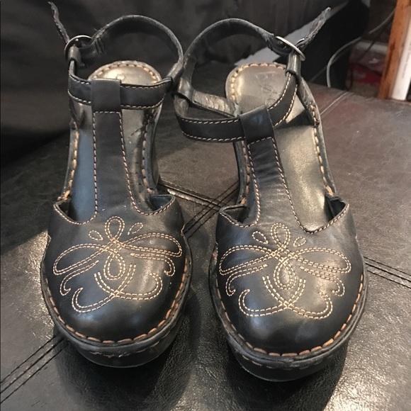 b.o.c. Shoes | Boc Born Wedge Sandals