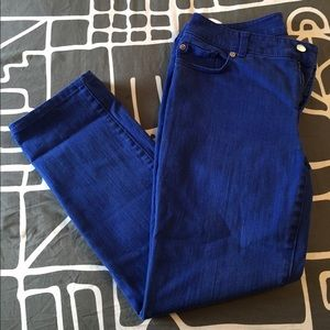 Chicos so slimming size 1 (8/10) blue