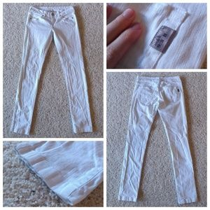 Mango Denim - Worn once - white jeans