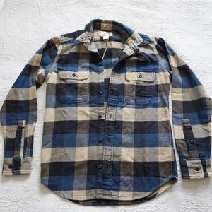 Filson Tops - Filson Vintage Flannel Work Shirt
