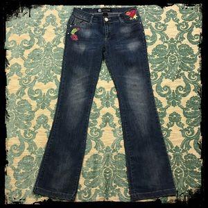 Rocawear Denim - 👖Rocawear Blue Embroidered Jeans 👖