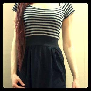 Cute striped mini