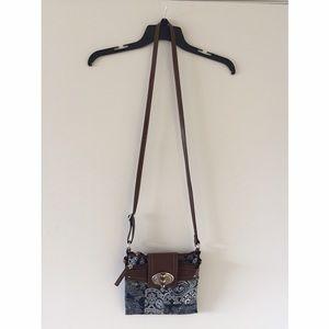 Chaps Handbags - Paisley Purse