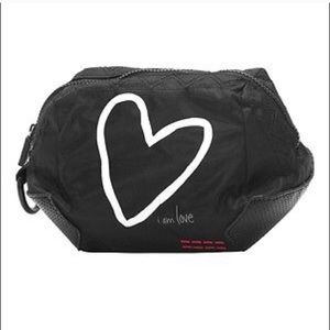 Bags Peace Love World I Am Love Pencil Case