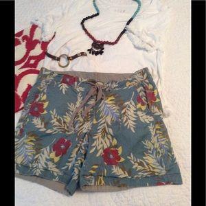 Tailor Vintage Pants - TAILOR VINTAGE Reversible Shorts