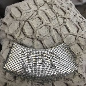 La Regale Handbags - Silver Chain La Regale purse