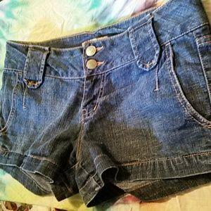 Paris Blues Pants - Jean shorts