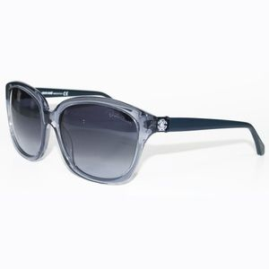 "Roberto Cavalli Accessories - Roberto Cavalli ""Baros"" sunglasses blue/gray"